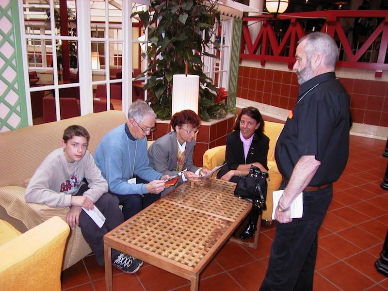 JMF i Lund år 2000 på trollerikongress