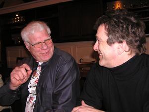 Zethino i samspråk med Kjell Magnussen