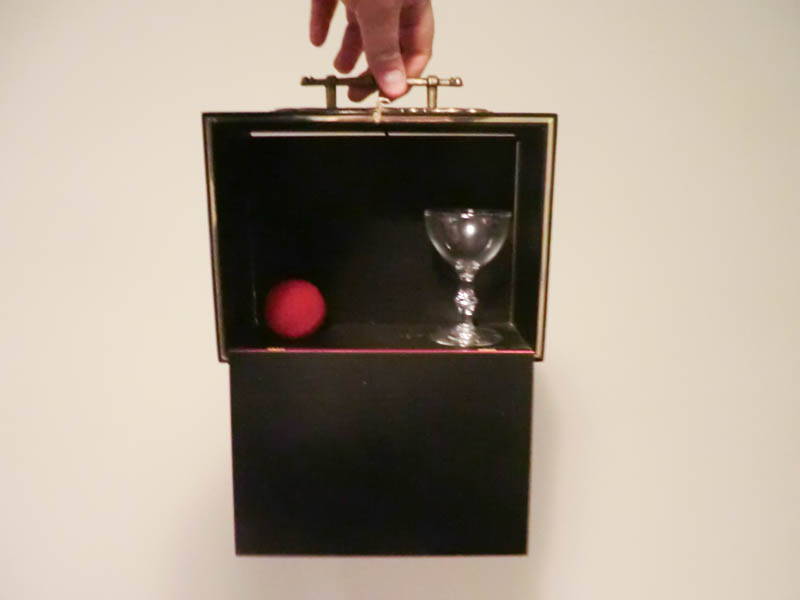 The Astro Ball Cabinet