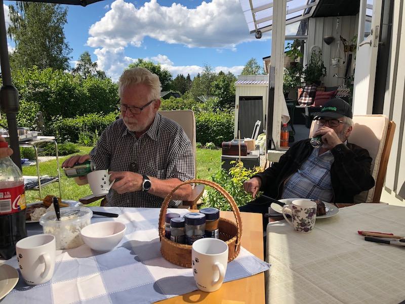 Christer och Karl-Ivan