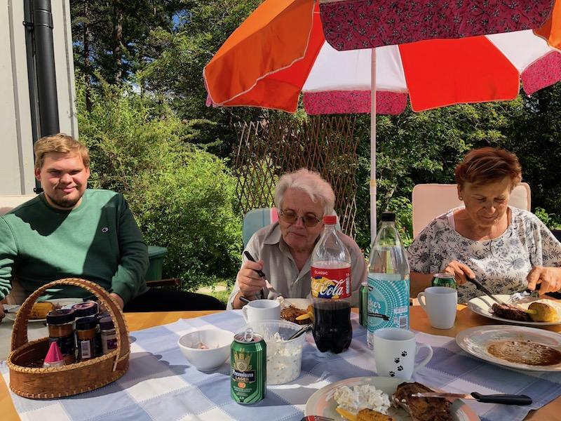 Jocke, Björn och Svea
