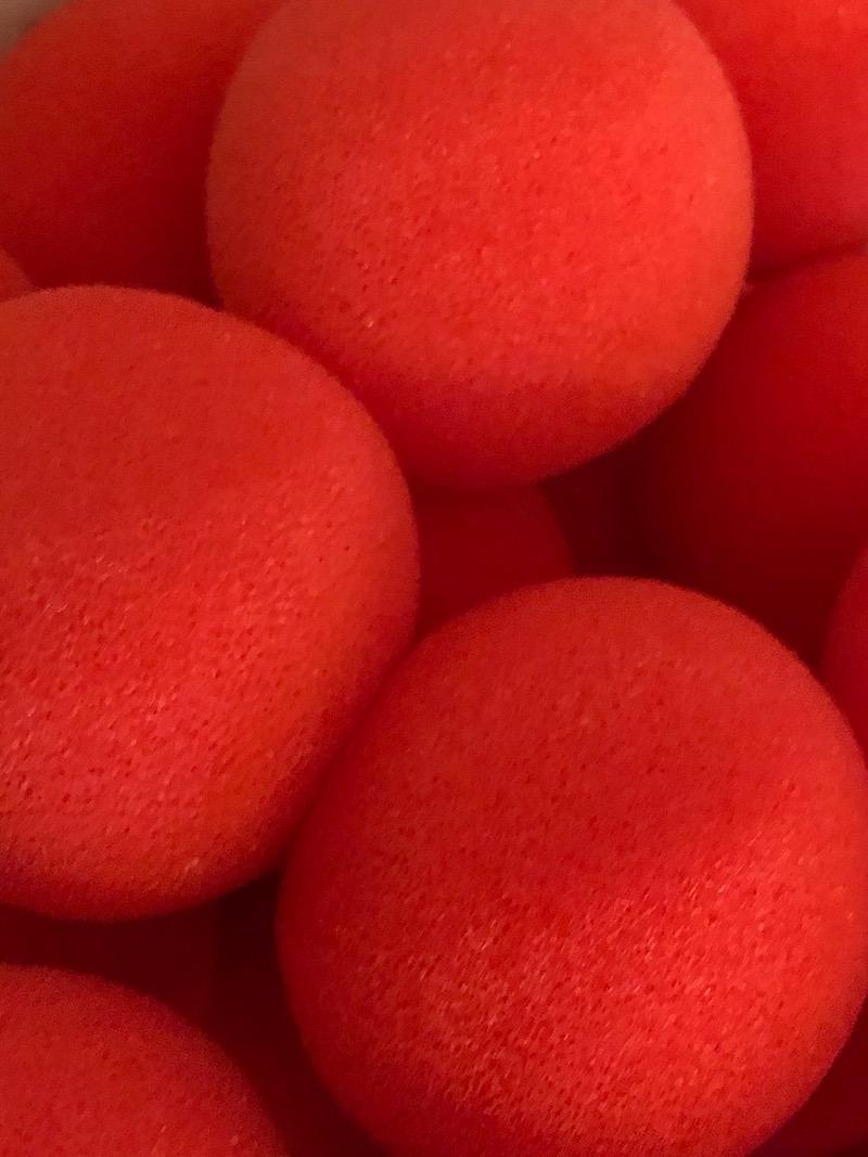 Kvällens tema: Spongballs