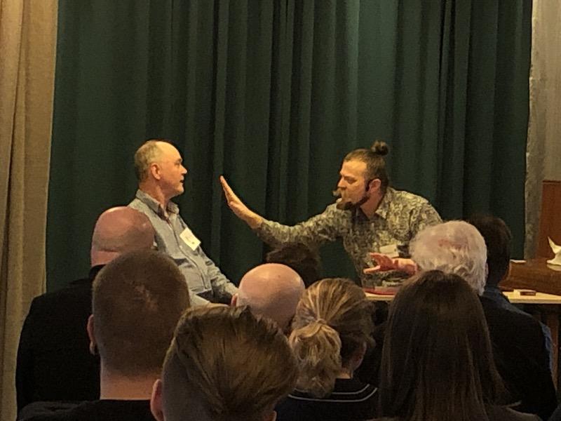 Seminarium med Stefan Eriksson